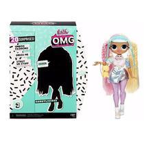 Boneca LOL Surprise OMG 20 Surpresas Serie 2 Candylicious Candide 8943 -