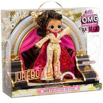 Boneca LOL Surprise OMG Collector Remix Jukebox B.B. Candide 8958 -