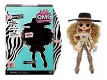 Boneca Lol Surprise Omg Doll Core Boss - Candide 8947 - Mga