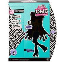 Boneca LOL Surprise OMG DOLL Core Roller CHICK Candide 8947 -