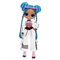 Boneca - LOL Surprise! - OMG Doll Core - Série 3 - Azul - Candide -