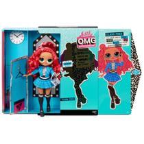 Boneca Lol Surprise Omg Doll Core Série 3 - Class Prez - Candide  (15447) -