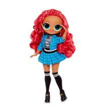Boneca - LOL Surprise! - OMG Doll Core - Série 3 - Vermelho - Candide -