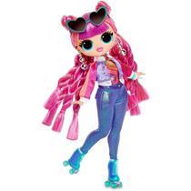Boneca Lol Surprise OMG Dolls Core Roller Chick - Série 3 - Candide -