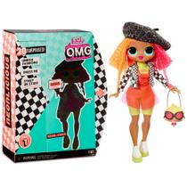Boneca Lol Surprise Omg Fashion Doll Series Neonlicious 8934 - Candide