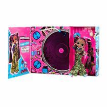 Boneca LOL Surprise - OMG New Remix - Honeylicious - 25 Surpresas - Candide -