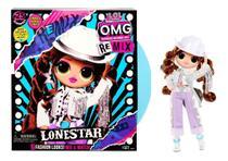 Boneca Lol Surprise Omg Remix Lonestar 25 Surpresas Candide -