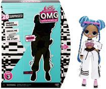 Boneca LOL Surprise OMG Serie 3 - LOL O.M.G - 20 Surpresas -  Chillax  Candide -