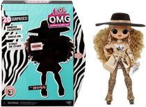 Boneca LOL Surprise OMG Serie 3 - LOL O.M.G - 20 Surpresas -  Da Boss  Candide -