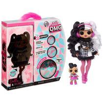 Boneca LOL Surprise OMG Winter Disco Dollie E Dollface - Candide