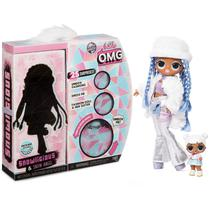 Boneca Lol Surprise Omg Winter Disco Series Snowlicious 8935 - Candide