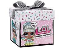 Boneca LOL Surprise Present com Acessórios - Candide
