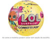 410bd135b Boneca LOL Surprise! Série 3 Confetti Pop