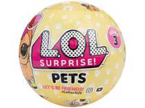 Boneca LOL Surprise! Série 3 Pets - com Acessórios Candide