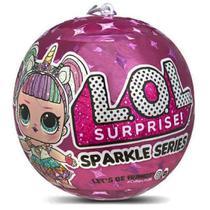 Boneca Lol Surprise Sparkle Series 7 Surpresas Candide 8928 -