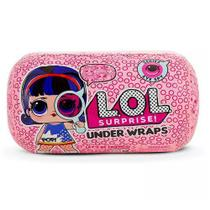 Boneca LOL Surprise UNDER WRAPS Series EYE SPY Candide 8911