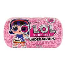 Boneca Lol Under Wraps 8911 - Candide -