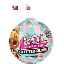Boneca LOL Winter Disco Serie Glitter Globe Candide - 8937 -