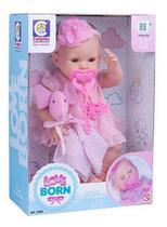 Boneca Love Born Hora Da Naninha - Cotiplas 2380 - Cotiplás