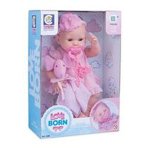 Boneca love born hora da naninha - Cotiplas