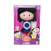 Boneca Luna com som - O show da Luna - Estrela -