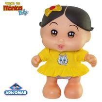 Boneca Magali Turma Da Monica Baby Fala Frases - Adijomar Brinquedos