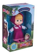 Boneca Masha De Masha E O Urso - Well Kids