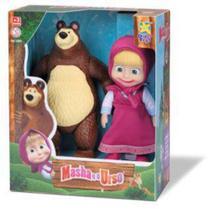 Boneca Masha e o Urso Diver Toys - Divertoys
