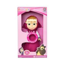 Boneca Masha e o Urso - Masha com Sons - Estrela -