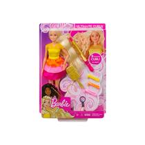 Boneca Mattel Barbie Penteados dos Sonhos -GBK24 -