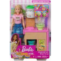 Boneca Mattel Barbie Profissões Chef de Macarrão GHK43 -