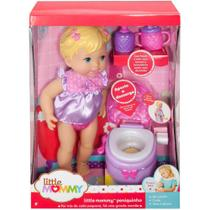 Boneca Mattel Little Mommy Peniquinho X1519 - Mattel