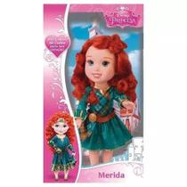 Boneca Merida Princesa Real - Mimo Brinquedos -