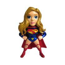 "Boneca Metals Die Cast 4"" - Supergirl - DTC -"