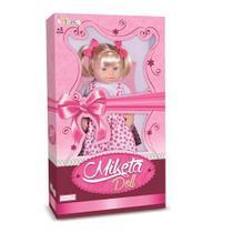 Boneca Miketa Doll -