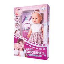Boneca Minha Dodoizinha Lagriminhas - Sid-nyl