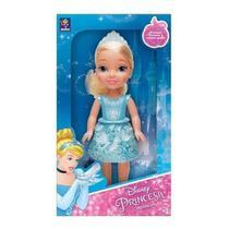 Boneca Minha Primeira Princesa Real Cinderela Disney Mimo -