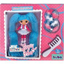 Boneca Mini Lalaloopsy Loopy Hair - Buba -