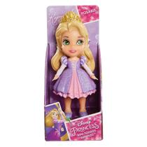 Boneca Mini Toddler Princesas Disney Rapunzel 1263 - Sunny