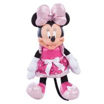 Boneca Minnie Light com Frases - Multibrink -