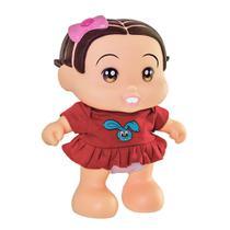 Boneca Mônica que Fala - Turma da Mônica Baby - Adijomar -