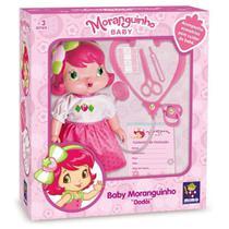 Boneca Moranguinho Baby Dodói - Mimo -
