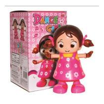 Boneca Músical Canta  Dança E Acende Luz  Dance Girl Compre já - Yijun