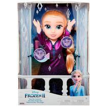 Boneca Musical - Elsa - 35 cm - Frozen 2 - Disney - Mimo -