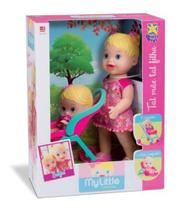 Boneca My Little Collection Tal Mãe, Tal Filha - Divertoys -