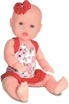 Boneca Nenem Bebe Analú Toma Vacina Com Acessórios Medico - Sid-Nyl