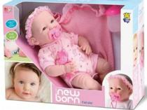 Boneca new born faz xixi - 75,99