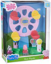 Boneca Peppa Roda Gigante Dtc -