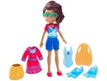 Boneca Polly Pocket de aventura - com Acessórios Mattel