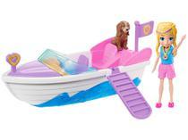 Boneca Polly Pocket Grande Moda Esportiva - com Acessórios Mattel GDM08